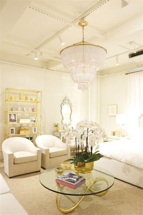 aerin gold home decor inspiration cheetah