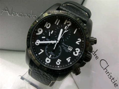 Alexandre Christie 6218mc dirabell shop christie new entry