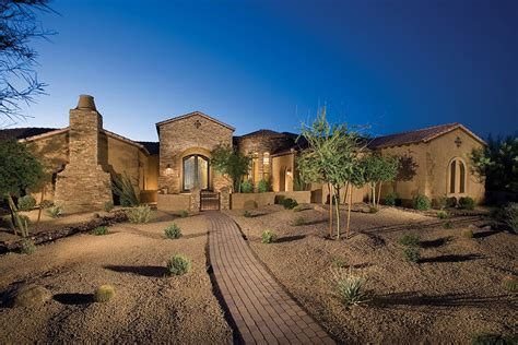 Custom Home Builders Az by Amberwood Homes Luxury Home Buildrs Arizona
