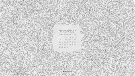 Calendar Background November 2016 Free Calendar Background Desktop Wallpaper