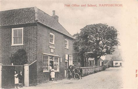 Norfolk Post Office Hours by The St Book Happisburgh Norfolk