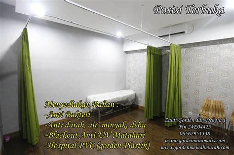 Jual Plastik Uv Di Yogyakarta model gorden rumah sakit bahan gorden rumah sakit
