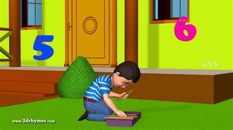 One Two Buckle Shoe Three Four Shut The Door by One Two Buckle Shoe 3d Animation Nursery