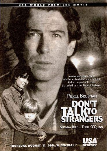 film don talk to strangers don t talk to strangers hollywood classics