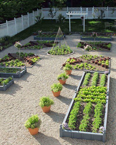 Vegetable Garden Design Ideas Landscaping Network Kitchen Garden Designs