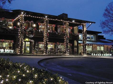 the lights at oglebay wv wilson lodge oglebay resort wheeling w v awesome