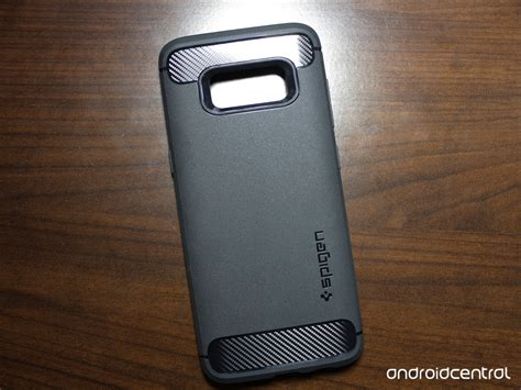 Spigen Rugged Armor For Galaxy S8 protect your galaxy s8 and s8 with spigen s protective cases android central