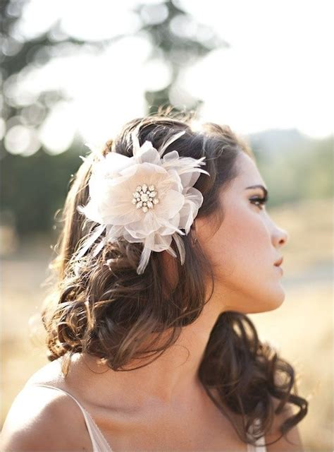 wedding hairstyles down and curly 2012 wedding hairstyle trends weddings by lilly