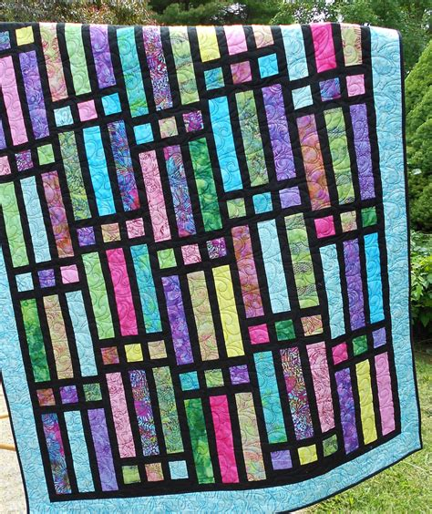 quilt pattern gateway to paradise jelly roll or bali pop