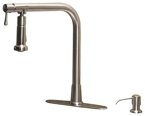 kitchen faucets san diego giagni pivot sk102 single handle pull out kitchen faucet