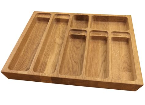 Silverware Drawer Inserts by Solid Oak Cutlery Drawer Inserts Worktop Express