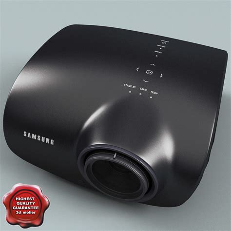 Proyektor Samsung projector samsung sp a600 3ds