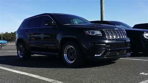 srt8 jeep turbo ad motorsportz single turbo wk2 jeep srt8 youtube
