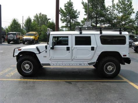 hummer h1 2006 hummer h1 alpha photos