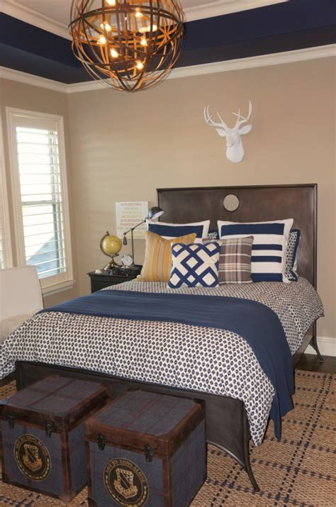 boy s room navy paint accents blue nest design decorate navy paint nest