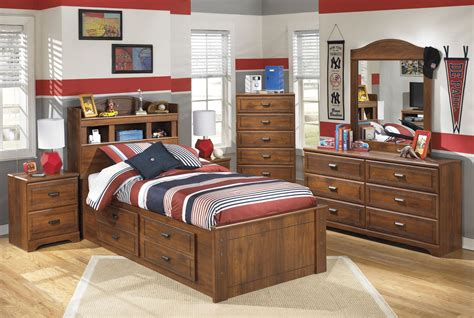 barchan full bookcase bed barchan youth bookcase underbed storage bedroom set