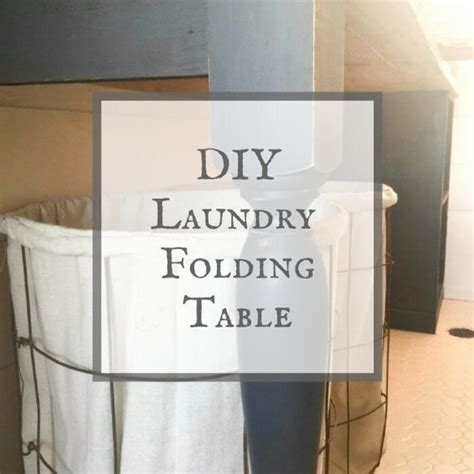 laundry table the diy laundry folding table twelve on