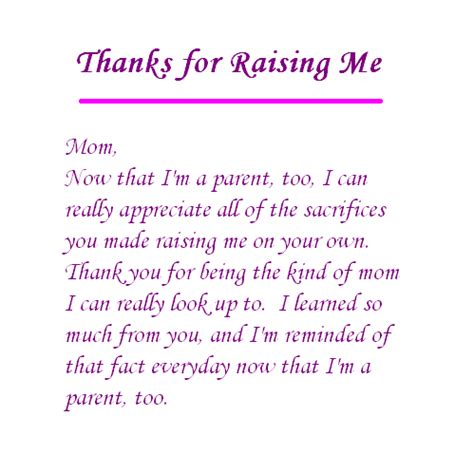 thank you letter to my parents on my birthday appreciation quotes quotesgram