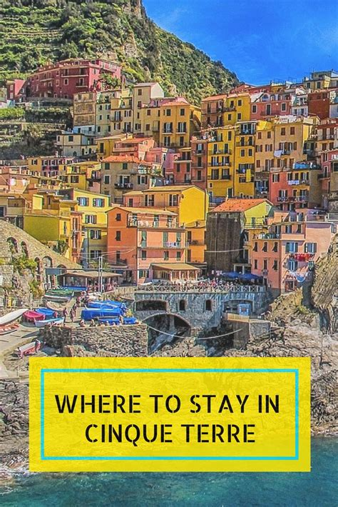 best hotels in cinque terre where to stay in cinque terre italy the best hotels and
