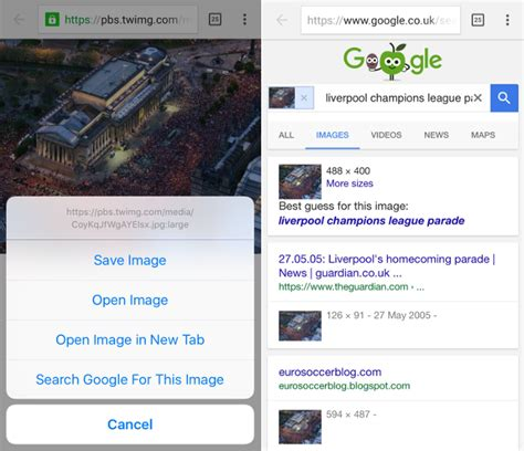 mobile image search two new types of social media hoax to look out for and