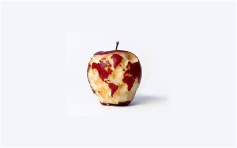 apple wallpaper globe earth on apple wallpaper 36779