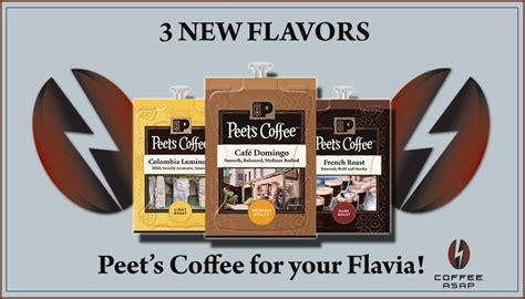 Peet's Coffee for Flavia Single Cup Brewers!   Flavia Coffee Coupons, Alterra Discounts, Coffee