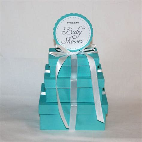 blue centerpiece boxes co inspired small centerpiece boxes