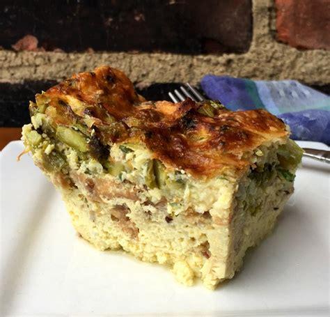 strata recipe how to make strata asparagus asiago strata recipe