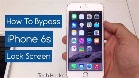 hackers news how to bypass iphone 6s lock screen secret revealed