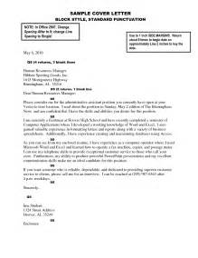 Cover Letter Format by Cover Letter Format Spacing Best Template Collection