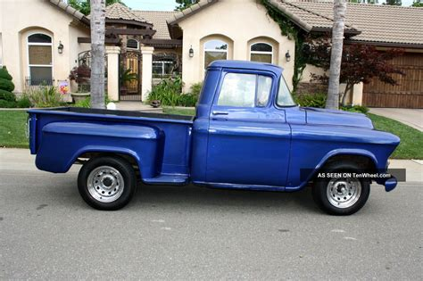 stepside bed 1957 chevy stepside pick up newhairstylesformen2014 com