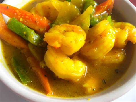 Curried Shrimp by Jamaican Curried Shrimp Recipe