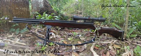 Mainan Senapan M40 Sniper gejluk laras senapan pare