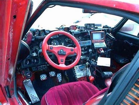 Interior Car Modifications by Tuning La Voiture Tableau De Bord Glandouillage