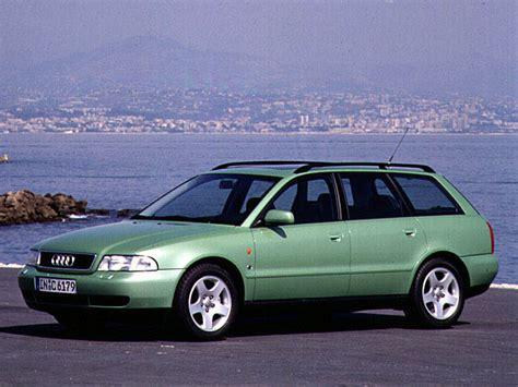 Audi A4 2 6 Quattro by Audi A4 Avant 2 6 Quattro B5 1996 Parts Specs