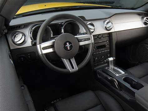 2007 Ford Mustang Interior by 2007 Ford Mustang Base Coupe Interior Photos Automotive