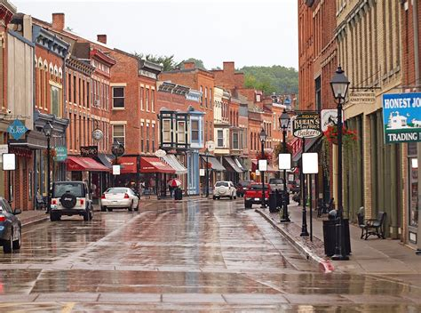 galena illinois the ghosts of galena