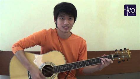 tutorial main gitar lagu all of me acoustic lagu doraemon belajar gitar acoustic kumpulan