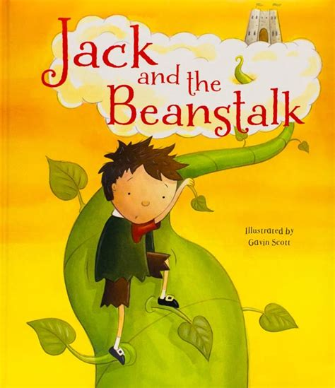 the beanstalk picture book and the beanstalk