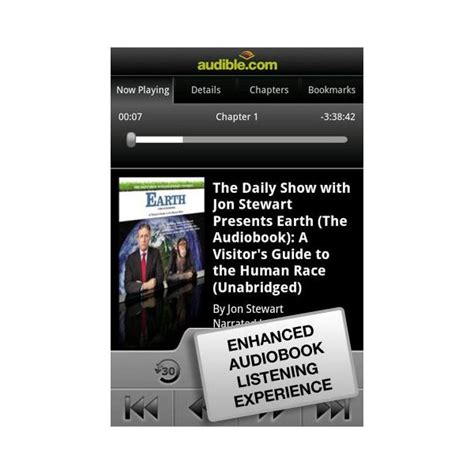 which is the best android audiobook app
