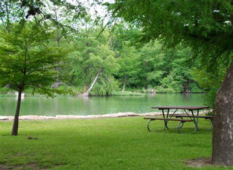 kerrville schreiner park guadalupe river rv resort