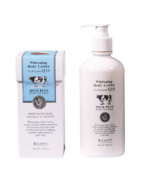 Whitening Plus Probeauty buffet scentio milk plus whitening q10 lotion 400ml guruguru
