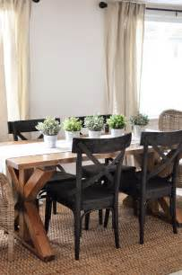 farm table dining room set 25 best farmhouse dining tables ideas on pinterest farm