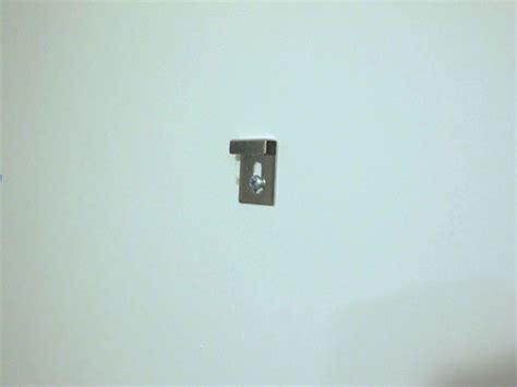 bathroom mirror clips emily winters bathroom renovation diy mirror