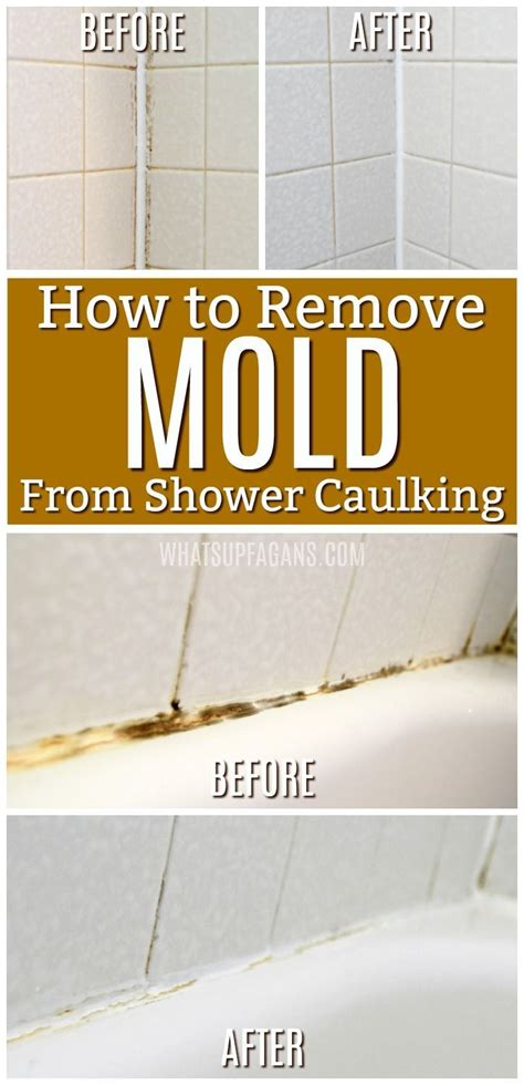 how to clean caulk in bathroom 25 unique cleaning shower mold ideas on pinterest shower mold cleaner shower mold