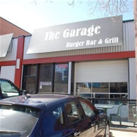Garage Bar And Grill by Garage Burger Bar Grill Closed Bars Edmonton Ab