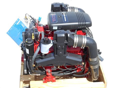 volvo penta gl complete boat marine motor hp   gl engine