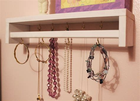 how to make jewelry holder diy jewelry holder out of spice rack ikea hack
