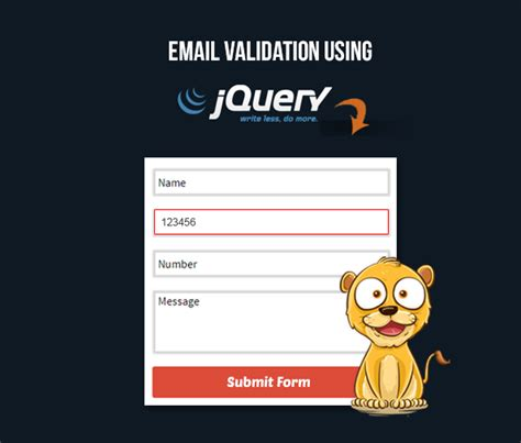 format email jquery email validation using jquery codes formget