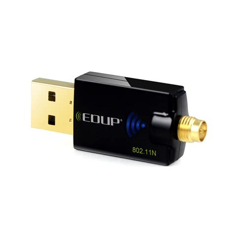 Usb Wifi Adapter 300mbps 300mbps wifi adapter with antenna edup ep ms1537 edup
